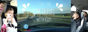 7 Top Tips for Car Travel with Kids
